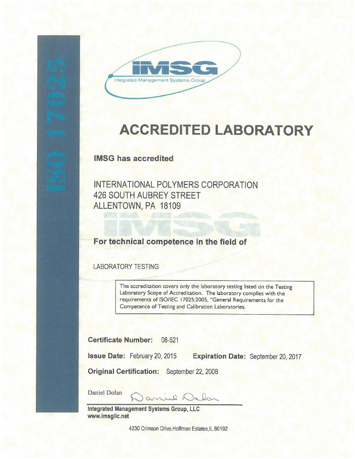 Quality Ipc Specialty Products
